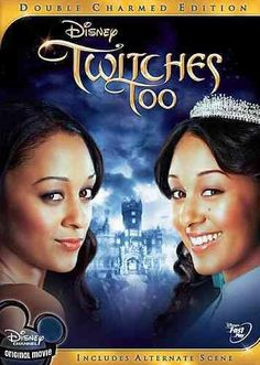 Twitches Too: Double Charmed Edition (DVD) - Overstock™ Shopping - Big Discounts on Disney Channel General