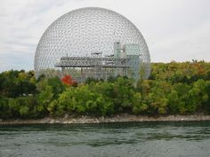 Montreal Biosphere (Canada) | Most Beautiful Pages