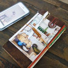 Traveler's Notebook Brown