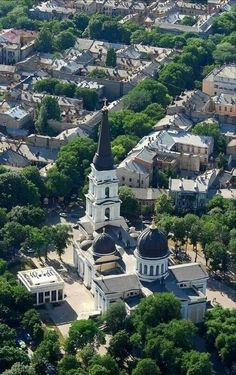 Odessa - Ukraine. My city Odessa is beautiful! Black Sea area!