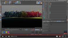 Créer une video d'intro sympa avec Xparticles TUTO