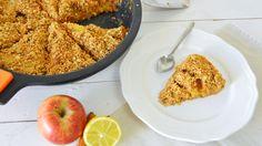 Crumble de Manzana SALUDABLE | Fácil y con pocos ingredientes