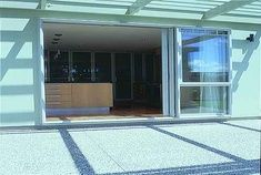GJ Gardner   Design Idea   Exterior Doors - stacker Outdoor Decor, Decor, House, Garage Doors, Home, Exterior, Doors, Home Decor, Exterior Doors