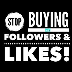 STOP!!!! I know you're thinking you're doing your business service by buying followers and likes. But business is about authenticity connection and services. Let me tell you NOTHING is worst than a business profile with 18k followers and 3 likes! Come on now! Successes on social media with your business relies on ENGAGEMENT!  You can buy followers & likes but you can't buy engagement & engagement is what builds your brand awareness & trust. Success is one foot at a time buying ppl is not the…