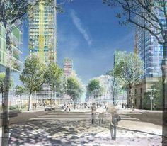 The Style Examiner: Renzo Piano Unveils Master Plan for Milan