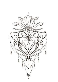 Body Art Tattoos, Tattoo Drawings, Hand Tattoos, Small Tattoos, Mandala Tattoos For Women, Sleeve Tattoos For Women, Mandala Tattoo Design, Tattoo Designs, Brust Tattoo Frau