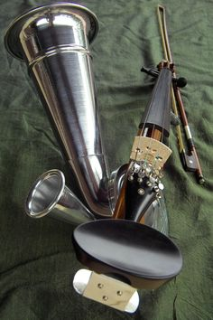 Stroh Violin.