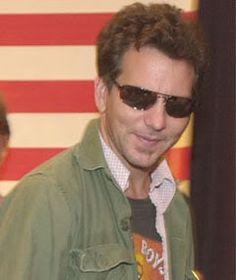 Eddie Vedder with short hair. I think this was around, 2003?