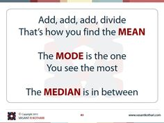 Mean Median Mode Mean Median And Mode, Statistics Math, Cross Sectional Study, Brain Mapping, Evidence Based Medicine, Sociology, Maths, Science, Teaching