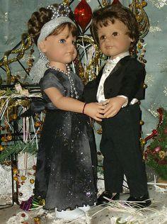 EMILIE et VALENTIN. www.Lilianedolls.skyrock.com.