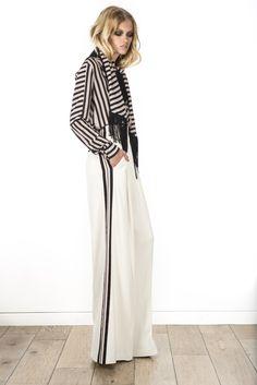 Rachel Zoe Resort 2016 Fashion Show Fashion Week, Runway Fashion, High Fashion, Fashion Show, Fashion Trends, Fashion Fashion, Spring Fashion, Fashion Outfits, Rachel Zoe