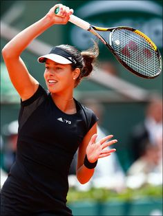 11/27/15 Via WTA: The Top 10 Most Popular Players Of 2015: #6 on the list - Ana Ivanovic. Another one of the tour's most popular names, Ivanovic - whose season was highlighted by her first Grand Slam semifinal in seven years in Paris - is 10 spots higher here as well (No.16 to No.6).