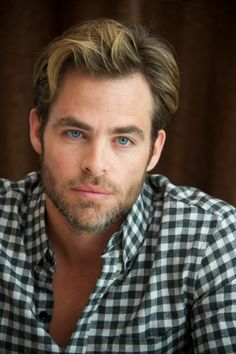 Chris Pine at the 'Jack Ryan: Shadow Recruit' Press Conference at the Montage Beverly Hills on January 9, 2014