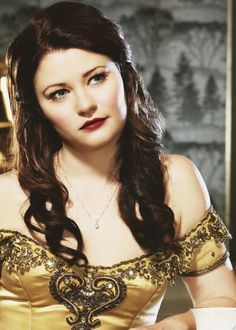 Belle from ABC's ''Once Upon a Time''. My Favorite Disney Princess and Emilie's portrayal of her just makes me love Belle more! She's come so far since roswell