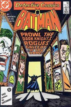 Joker - Penguin - Two Face - Riddler - Batman - Dick Giordano