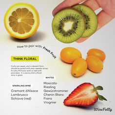How to pair wine with fruit.  Via http://wfol.ly/1nqt5z2