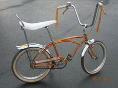 Schwinn Stingray 1965 deluxe 3 speed
