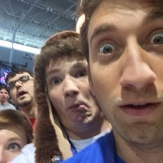 Lindsay Tuggey • Ray Narvaez Jr. • Michael Jones • Gavin Free • Rooster Teeth