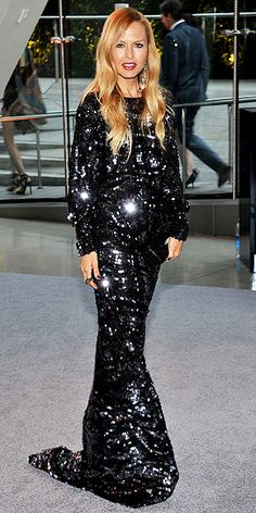 rachel zoe at 2012 CFDA fashion awards