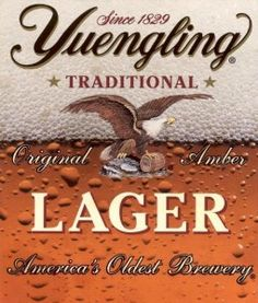 Yuengling-was just introduced to this beer at my birthday dinner by my sons uncle.may be my new fav Cooler Painting, Beer Brands, Beer Tasting, Birthday Dinners, Wine And Beer, Best Beer, Memorial Day, Craft Beer, Brewery