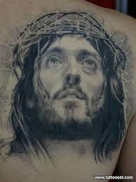 Resultado de imagen para tatuajes de cristo