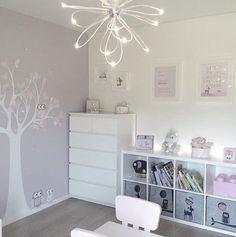 Wall Baby Bedroom, Interior Inspiration, Room Decor, Nursery, Shelves, Wall, House, Instagram, Idea Box