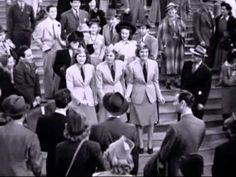 The Andrews Sisters & Glenn Miller Orchestra - Begin the beguine Glenn Miller, Good Music, My Music, 1940s Music, 20th Century Music, Swing Jazz, Boogie Woogie, Apple Tree, Popular Music