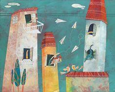 Aeroplani di Carta by Claudia Bordin