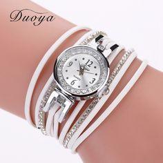 Cheap vrouw, Buy Quality vrouw horloge Directly from China Suppliers:New Brand Diamond Trendy Watches Female Chic Vintage Watch Women Watch Bracelet relogio feminino horloge vrouw