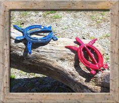 Marks Custom Horseshoe Art For Sale