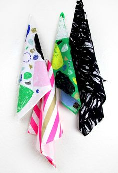 Wrapping cloths by The Souvenir Society