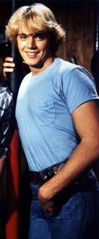 Bo Duke....John Schneider!   I was totally in love...