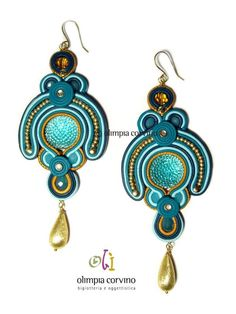 Olimpia Corvino Design - soutache modellabile: geniale!