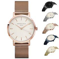 Señoras de Moda marca de Lujo de Pulsera de Cuarzo Mujeres Famosa Marca de Relojes de diseño minimalista Ultra-delgado impermeable
