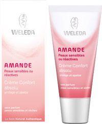 Crème Confort absolu - WELEDA #cream #comfort #night/daycare #skin #face #almondoil