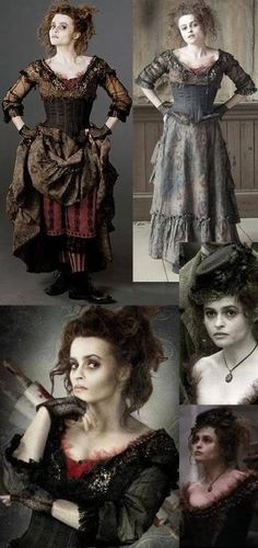 Colleen Atwood costume design