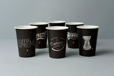 Coffee Supreme's rebrand by Hardhat Design #HardhatDesign #CoffeeSupreme