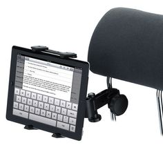 2016 Brand New Universal Car Back Seat Headrest Tablet Mount Holder For iPad 2 3 4 Mini For Samsung Tablet PC GPS Holder Stand Price: PKR 1648.78875   Pakistan