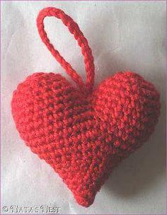 Natas Nest: Suchergebnisse für crochet heart