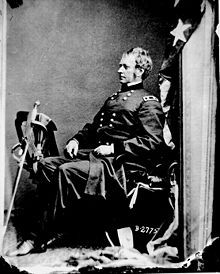 """Joseph Hooker (Union). The well-regarded """"Fighting Joe"""" was one of many Union generals to suffer a loss of nerve against General Lee's Confederates, in his case by failing to press home the advantage of a superior force at the Battle of Chancellorsville. Later rode at the head of Abraham Lincoln's funeral cortege."""