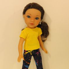 14 Hearts 4 Hearts or 13 Les Cheries Doll Clothes by AmericAnnMade, $10.50