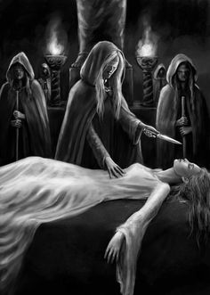 Ritual vesion 2 by dashinvaine