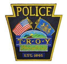 Troy PD PA