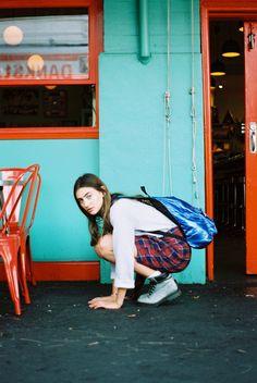 Oyster Fashion: 'School Daze' Shot by Charlie Brophy | Fashion Magazine | News. Fashion. Beauty. Music. | oystermag.com