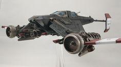 Image result for 40k avenger strike fighter