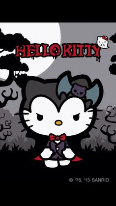 Hello Vampire Kitty