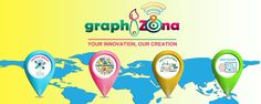 Graphizona Graphics and Technology Solutions is Zone of  leading graphics design company provides Graphics, Web Design & Development, E-commerce and Digital marketing in Kolkata, India.