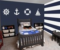 wall decals nautical theme - Google Search
