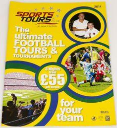 Sports Tours Football Brochure 2014