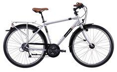 """Corratec C29er Trekking är en närmast kultförklarad modell på bla den Tyska marknaden. Varför? , jo för det är en så vansinnigt härlig cykel att åka på! De enorma 29"""" ballongdäcken vill liksom aldrig sluta rulla när de väl satt igång. Cykeln är lätt och trevlig..."""